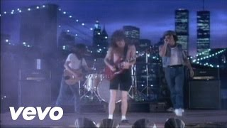 AC DC Shake Your Foundations From Fly On The Wall Home Video