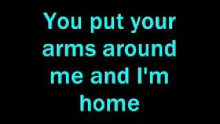 Christina Perri - Arms (LYRICS ON SCREEN)