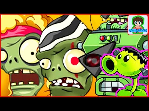 Plants vs Zombies (Растения против зомби) - играть онлайн