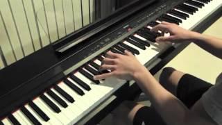 Wonderwall - Oasis Piano Cover