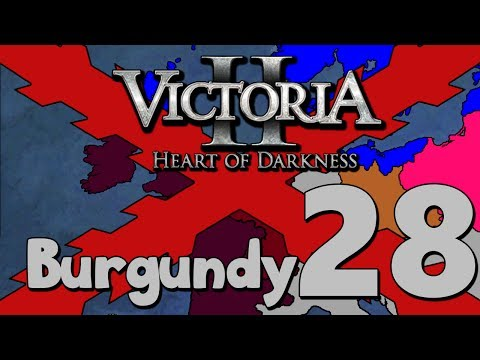 Victoria 2: Divergences of Darkness - Burgundy | Part 28: Death to France