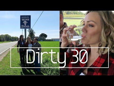 Dirty 30 - Wine Tasting #3 - Gravity Winery - Michigan Wine