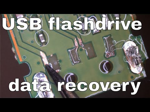 2016-10-16 Live USB drive data recovery