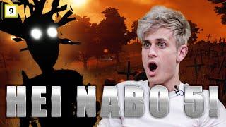 Forfulgt av et SPØKELSE! - Hei Nabo #5