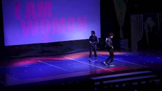 Les Twins Showcase Performance in Haiti - June 21, 2014