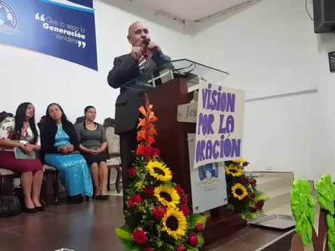 Predicación Programa Especial Comité de Oración Hno. Pedro - Mayo 27 de 2017