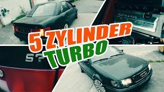 Audi 100 C4 S4 5 Zylinder Turbo Quattro Familien Zuwachs - HLC Media