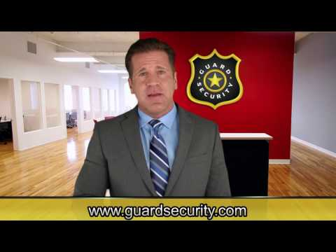 Security Guard Services in Los Angeles