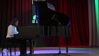 IV міжнародний конкурс юних піаністів ім. В. Барвінського старша вікова група II тур 2 частина