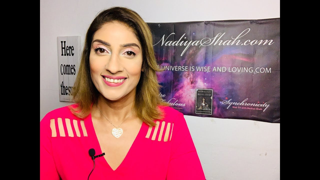 nadiya shah weekly horoscope january 25