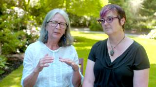 FULL INTERVIEW: VAL NAPOLEON + REBECCA JOHNSON (PART 1)