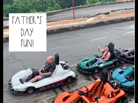 Teacher On Summer Break | Father's Day Fun!