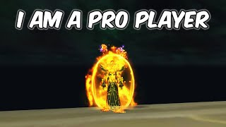 I Am a Pro Player - Fire Mage PvP - WoW BFA 8.2.5