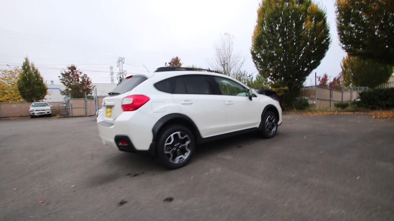 2014 Subaru Xv Crosstrek 2 0i Limited >> 2014 Subaru Xv Crosstrek 2 0i Limited Satin White Pearl