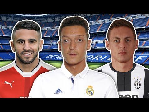 Real Madrid to Spend £40m on Mesut Özil?! | Transfer Talk