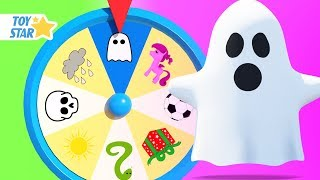 New 3D Cartoon For Kids ¦ Dolly And Friends ¦ Babies Play Fortune Wheel #107