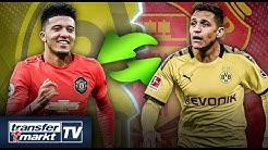 ManUnited bietet dem BVB Alexis Sanchez um Sancho-Ablöse zu drücken | TRANSFERMARKT