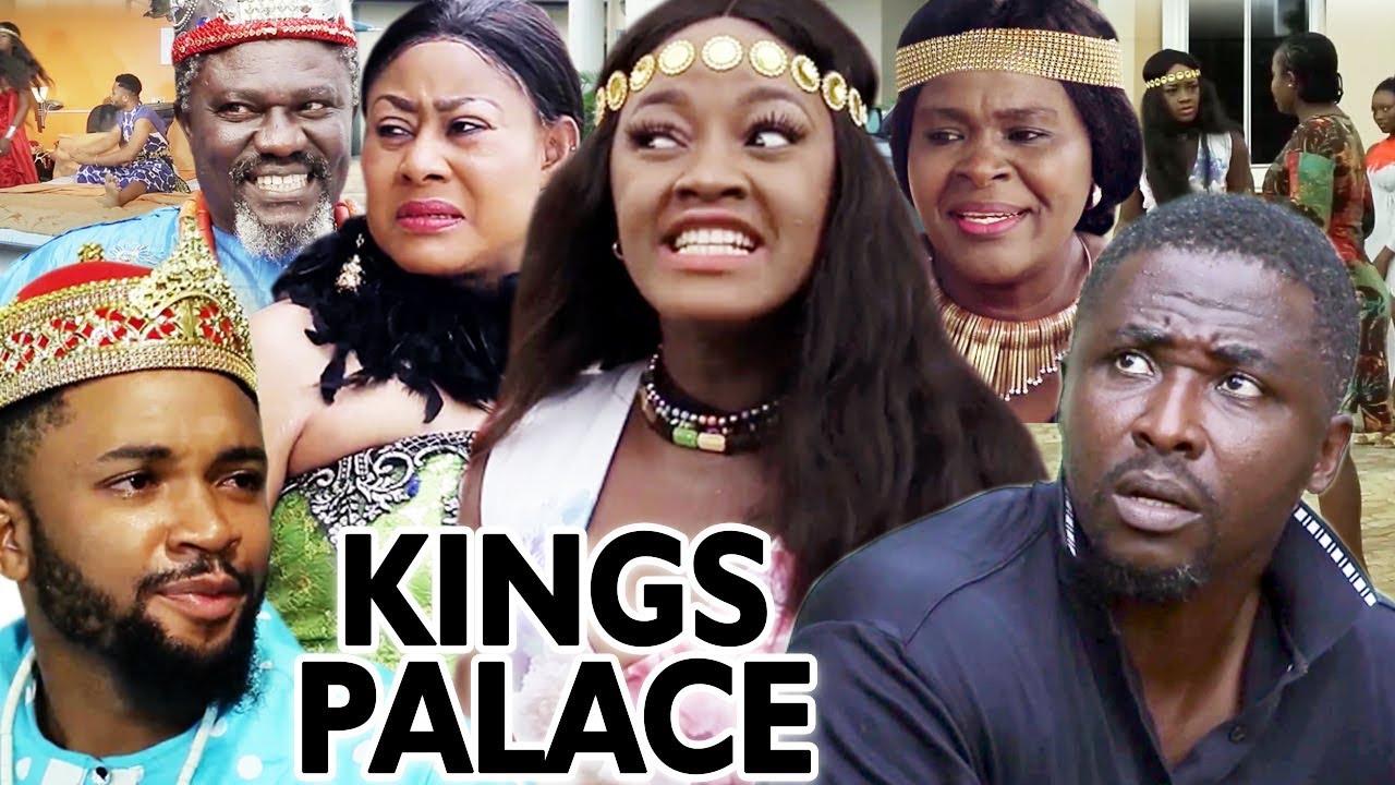 Download New Movie Alert KING'S PALACE Season 3&4 (Ngozi Ezeonu) - 2019 Latest Nigerian Nollywood Movies HD