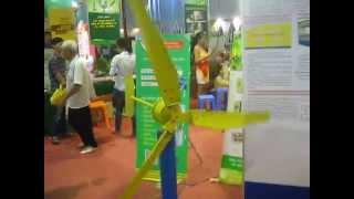 Wind Turbine Made In Viet Nam - Indefol