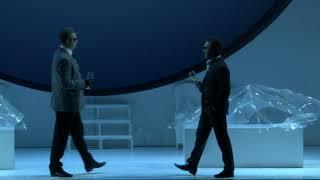 """ALEXEY BOGDANCHIKOV and ALEXEY TATARINTSEV sing """"In un coupe'? - Con pariglia e livree... """""""