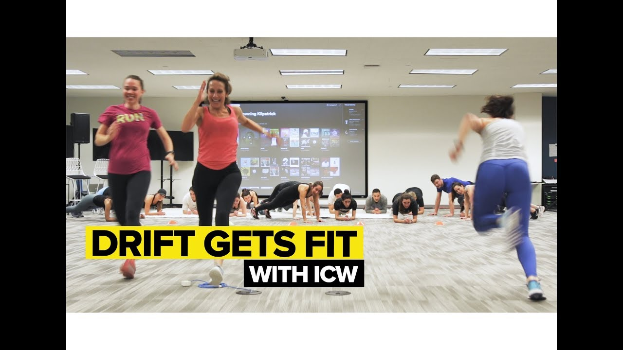 Drift Gets Fit with ICW