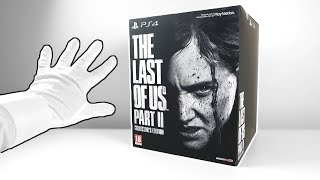 Unboxing THE LAST OF US PART II Collector's Edition