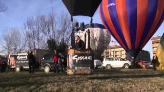 Raduno Internazionale  delle Mongolfiere a Mondovì (Cn) 2014