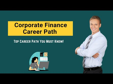 Corporate Finance Career Path | Top Jobs You Must Explore