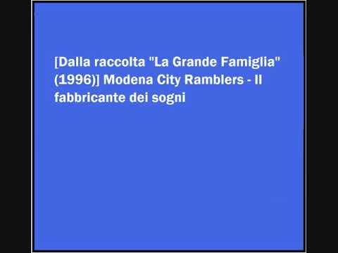 Modena City Ramblers - Il fabbricante dei sogni mp3