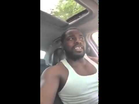 RACIAL PROFILING CAUGHT ON TAPE - POLICE OFFICER PROFILES COLLEGE STUDENT LIKE A CRIMINAL