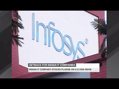 Setback for Indian IT Companies (Your World Tonight)