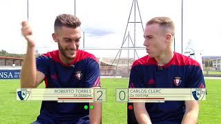 Verdadero o Falso: Roberto Torres vs Carlos Clerc