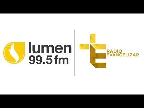 Transição Lumen FM para Rádio Evangelizar Curitiba 99,5 MHz (30/04/2017 - 01/05/2017)