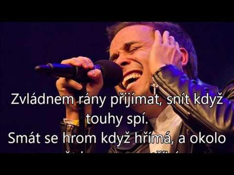 Slza  - Ani vody proud karaoke