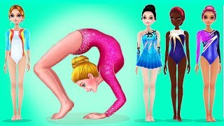 Beautiful Girls Gymnastics Superstar - Full Dance Dress Up Makeover & Hairstyle - Coco Play Games
