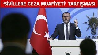 AK Parti Sözcüsü: (KHK'daki tartışılan madde)Sadece 15-16 Temmuz 2016 için geçerli