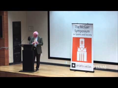 2015 McGarr Symposium, Frank DeFord Lecture by Taylor Branch