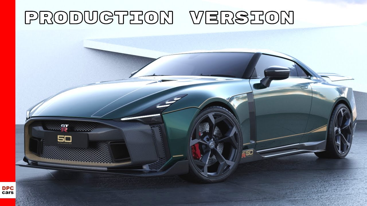 2021 Nissan Gt R50 By Italdesign Production Version Youtube