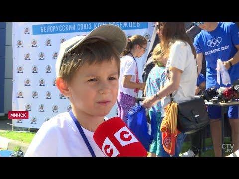 «Хочу заниматься спортом и стать великим чемпионом»  - Новости «24 часа» на СТВ
