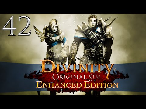 Let's Play ► Divinity: Original Sin Enhanced Edition Co-Op - Part 42 - Fighting Solo