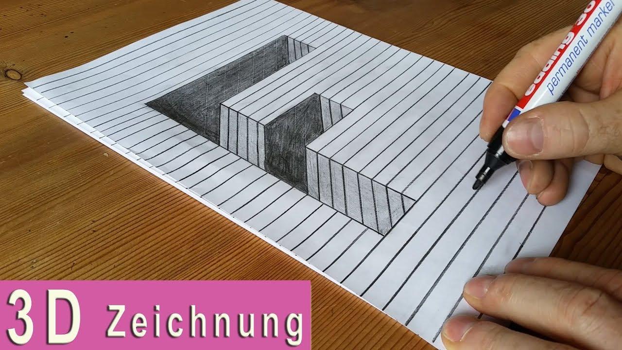 3d Zeichnung