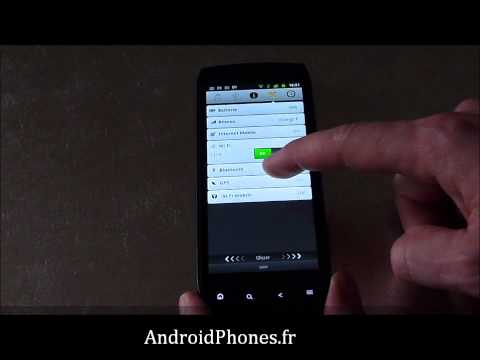 Acer Iconia Smart S300 - Interface