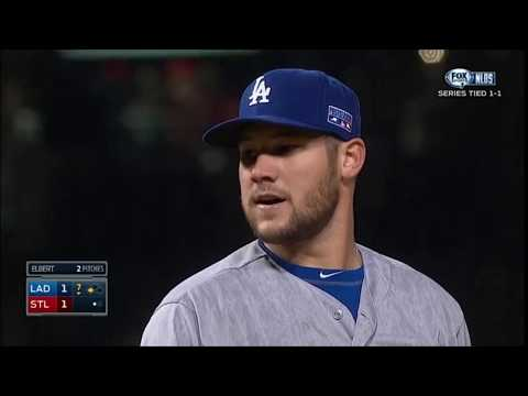 Los Angeles Dodgers at St. Louis Cardinals NLDS Game 3 Highlights October 6, 2014