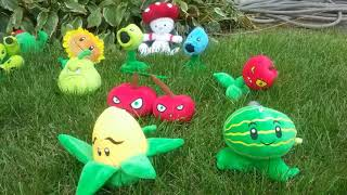 Plants vs Zombies Plush ~Episode 8~ Banjo Boy and the Three Pulteers