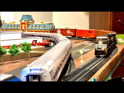 HO Train Crash–250 Sub Special!