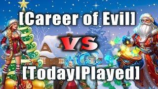 [Career of Evil] Vs [TodayIPlayedInPrimeWorld] (Нижняя сетка) Зимний Кубок Турнир Prime World
