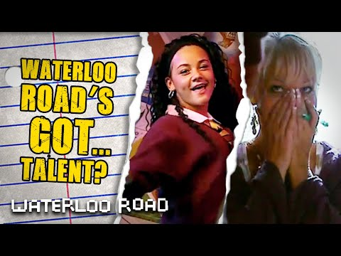 Singing With a Dash of Cringe During School Musical Auditions | Waterloo Road