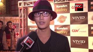 Pacific Rim Video correspondent Chris Trondsen interviews J Pop / J...