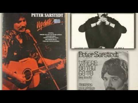 Singer-songwriter Peter Sarstedt has died, aged 75.