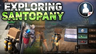 EXPLORING THE WHOLE SANTOPANY! 48 GATHER! - LifeAfter